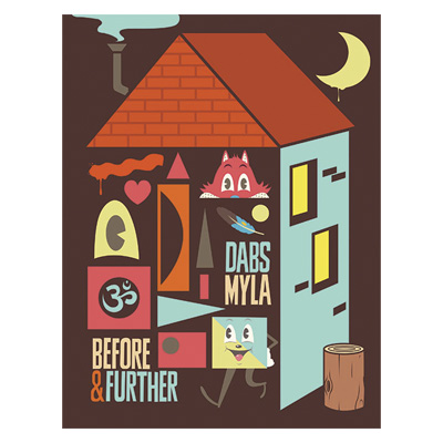 DABS MYLA - BEFORE & FURTHER Book
