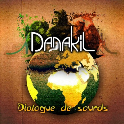 Danakil - Dialogue De Sourds - Vinyl 2xLP