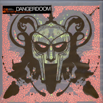 Dangerdoom - The Mouse And The Mask- Vinyl 2xLP