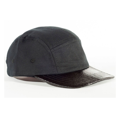 DARK LABEL 5Panel Cap HORSE HEADS black