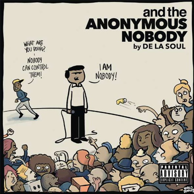 De La Soul - And The Anonymous Nobody - Vinyl 2xLP