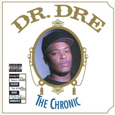 Dr. Dre - The Chronic - Vinyl 2xLP
