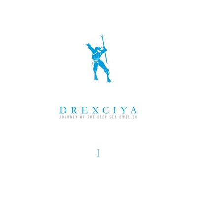 Drexciya - Journey Of The Deep Sea Dweller I - Vinyl 2xLP