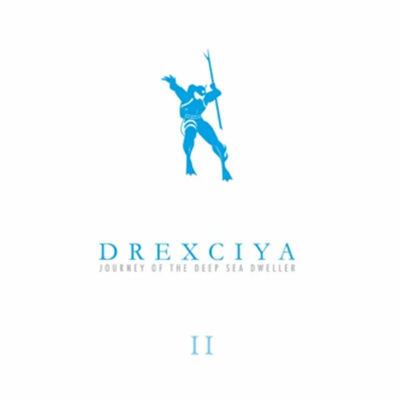 Drexciya - Journey Of The Deep Sea Dweller II - Vinyl 2xLP