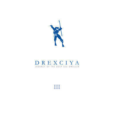 Drexciya - Journey Of The Deep Sea Dweller III - Vinyl 2xLP
