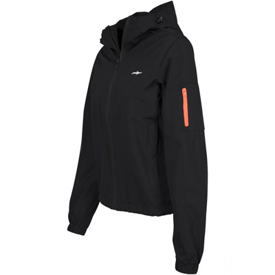 ILLMATIC Girl Windbreaker DRYHAIR black
