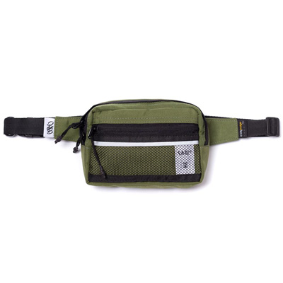 EASE Shoulder Bag CORDURA olive green
