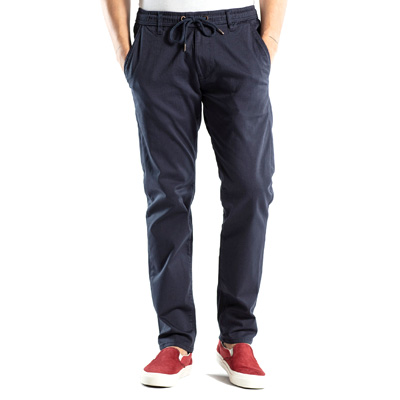 REELL Chino Pants REFLEX EASY ST navy