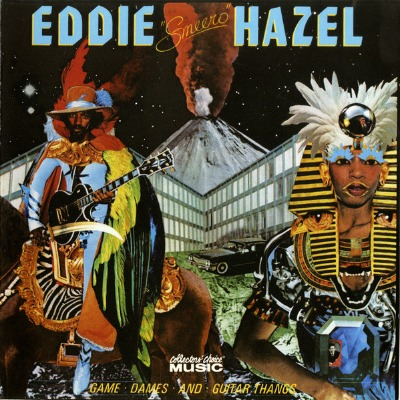 Eddie Hazel - Game, Dames And Guitar Thangs - Vinyl LP