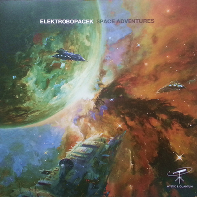 Elektrobopacek - Space Adventures - Vinyl EP