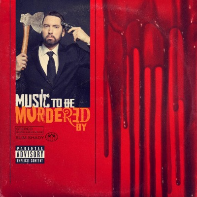 Eminem - Music To Be Murdered By - Vinyl 2xLP