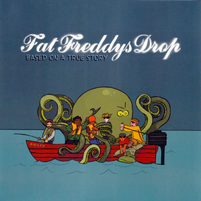 Fat Freddy`s Drop - Based On a True Story - Vinyl 2xLP