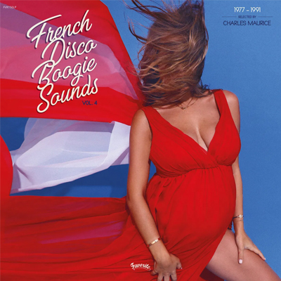 Various- French Disco Boogie Sounds Vol.4 - Vinyl 2xLP