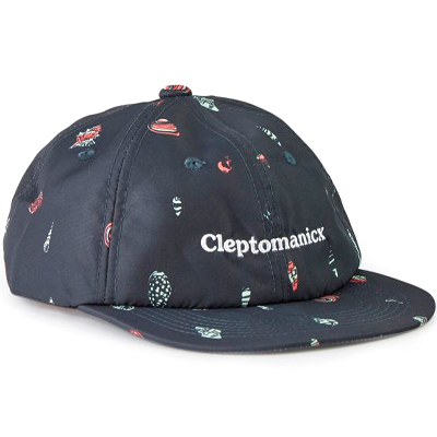 CLEPTOMANICX Polo Cap RESORT black