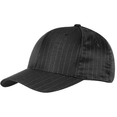FLEXFIT Original Cap PINSTRIPE black