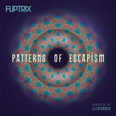 Fliptrix - Patterns Of Escapism - Vinyl 2xLP