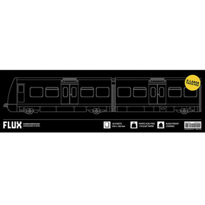 FLUX Systems Sketch Pad XL Copenhagen S-Train
