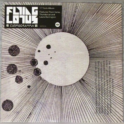 Flying Lotus - Cosmogramma - Vinyl 2xLP