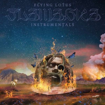 Flying Lotus - Flamagra Instrumentals - Vinyl 2xLP