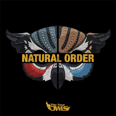 The Four Owls - Natural Order - Vinyl 2xLP