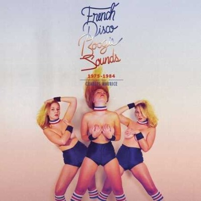 Various- French Disco Boogie Sounds (1975-1984) - Vinyl 2xLP