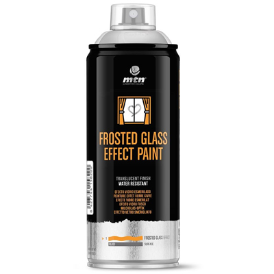 MTN PRO Frosted Glass Effect Paint Spray 400ml