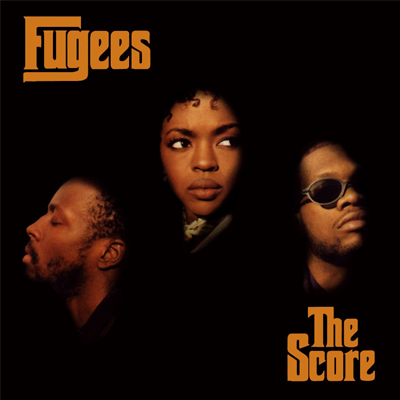 Fugees - The Score - Vinyl 2xLP