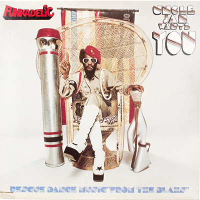 Funkadelic - Uncle Jam Wants You - Vinyl LP