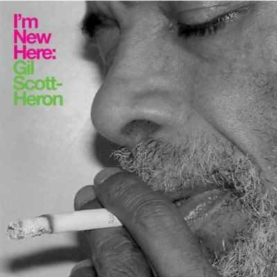 Gil Scott Heron - I`m New Here - Vinyl LP