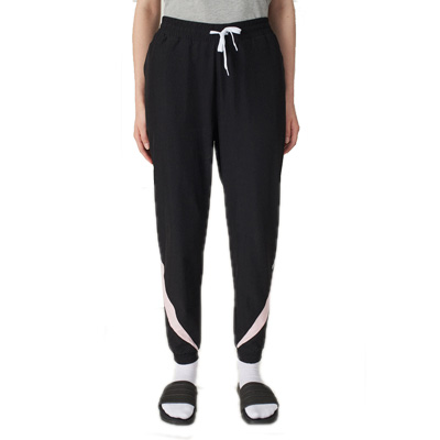 CLEPTOMANICX Girl Trackpants TRACK 2 black/rose