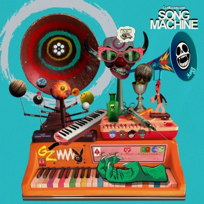 Gorillaz - Song Machine Season One - Vinyl LP