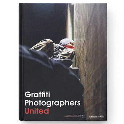 GRAFFITI PHOTOGRAPHERS UNITED Book