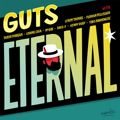 Guts - Eternal - Vinyl 2xLP