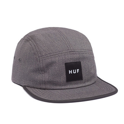 HUF 5Panel Cap JAPANESE SPECKLE grey