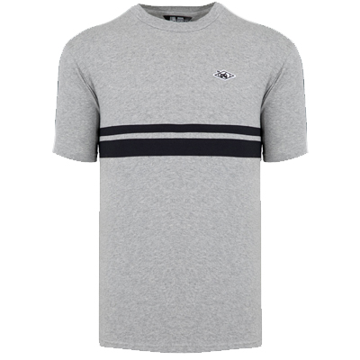 UNFAIR ATHLETICS T-Shirt HASH heather grey/black