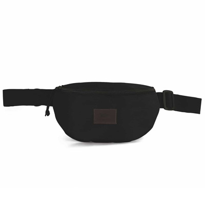 FREIBEUTLER Hip Bag black/reflective