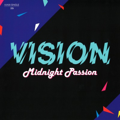 "Vision - Midnight Passion - 12"" EP"
