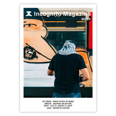 INCOGNITO Magazine 24 Sweden