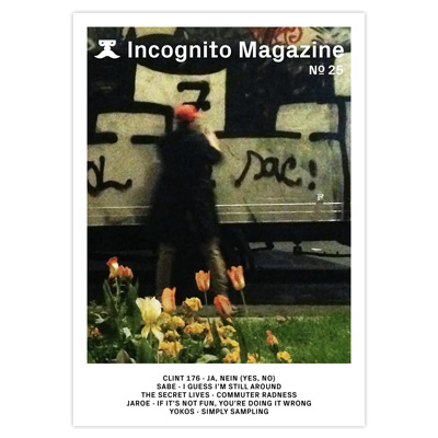 INCOGNITO Magazine 25 Sweden