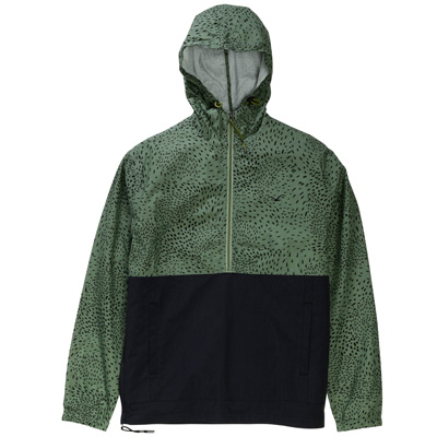 CLEPTOMANICX Jacke CITYHHHOODED LIGHT oilgreen