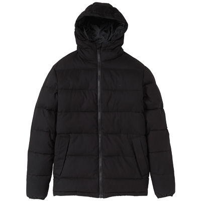 CLEPTOMANICX Winter Jacket SWOD black