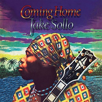 Jake Sollo - Coming Home - Vinyl LP
