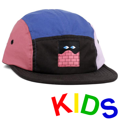 LASER 5Panel Cap HEDOF BRICKS multi - Kids
