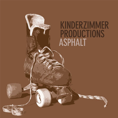 Kinderzimmer Productions - Asphalt - Vinyl LP