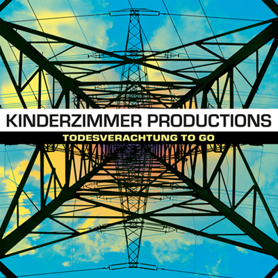 Kinderzimmer Productions - Todesverachtung To Go - Vinyl LP