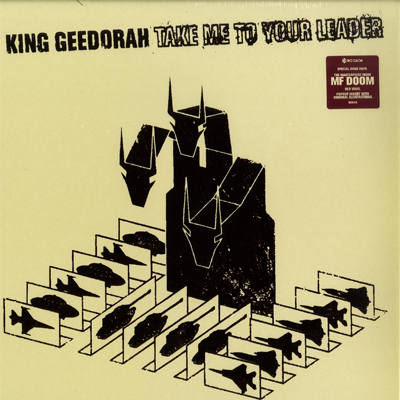 King Geedorah - Take Me To Your Leader - Vinyl 2xLP