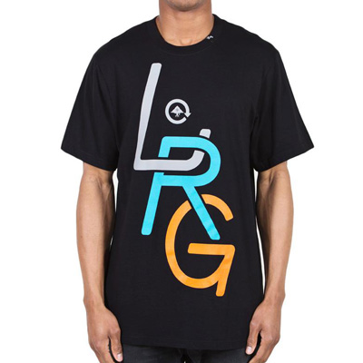 LRG T-Shirt COLORWAY TYPE black