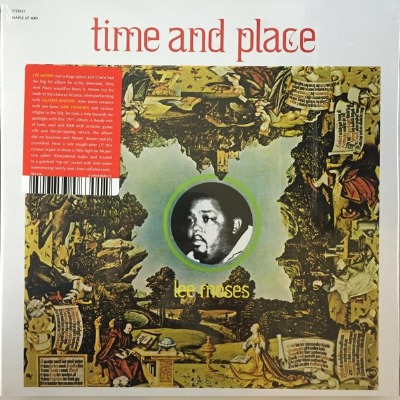 Lee Moses - Time And Place - Vinyl 2xLP