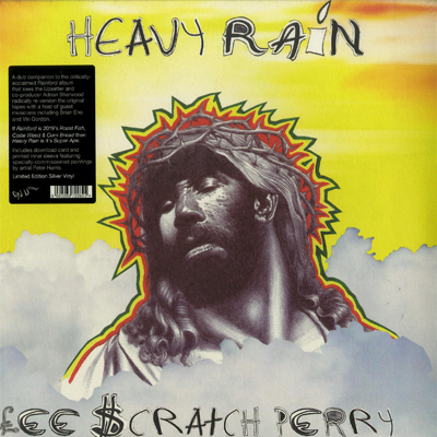 Lee Scratch Perry - Heavy Rain - Vinyl LP