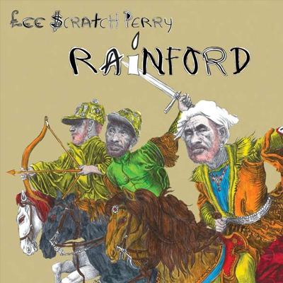 Lee Scratch Perry - Rainford - Vinyl LP